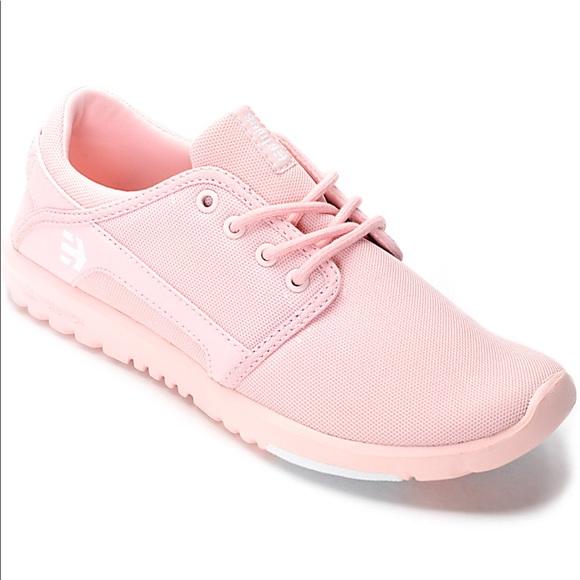 ec5c6dd53e7ade Etnies Shoes - Etnies Scout Mono Pink 7.5